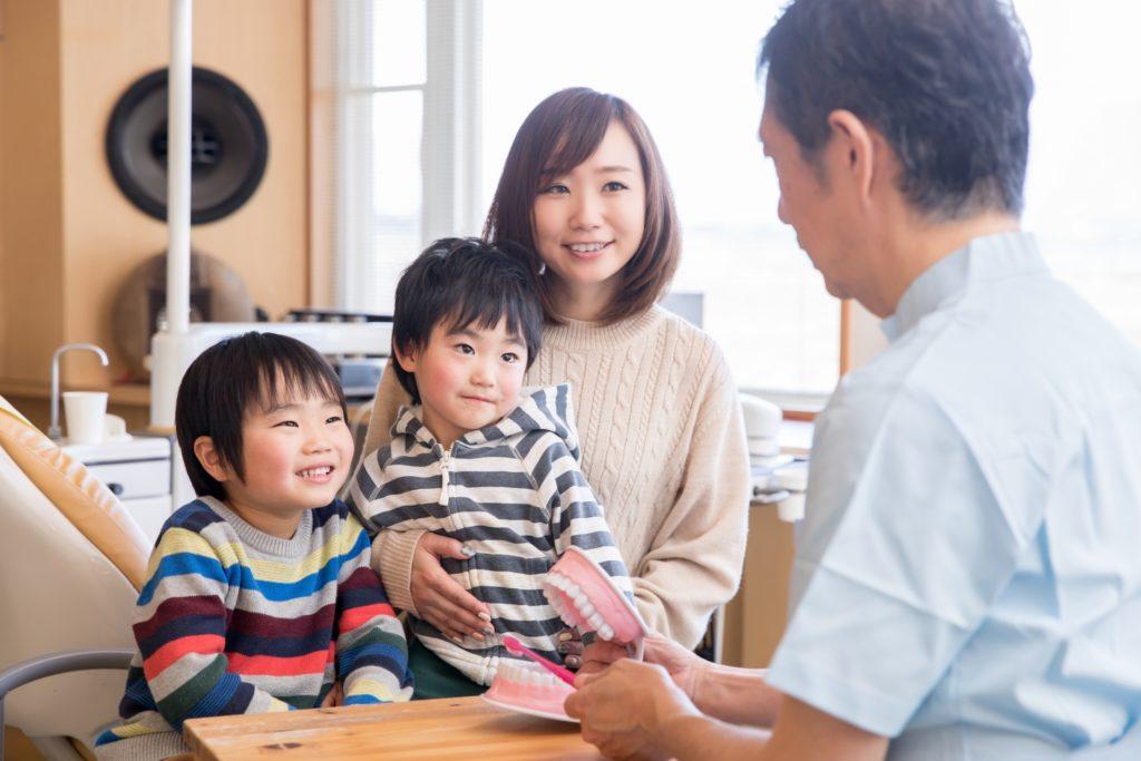 岡山市北区・筒井歯科クリニック・小児歯科